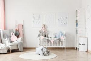 de perfecte babykamer