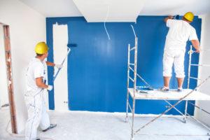 muur renovatie