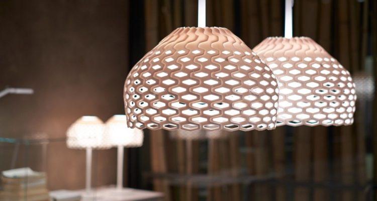 Dineren in stijl met de eetkamer lampen van Flos - Sense of the City