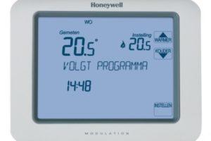 honeywell thermostaat