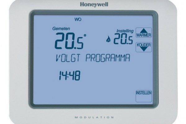 honeywell thermostaat