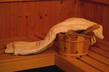 sauna in woning bouwen